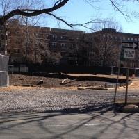 Higgenson Circle Work Zone Entry