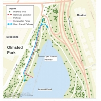 Olmsted Park – Work Area 1