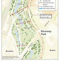Riverway Park – Work Area 3 & 4