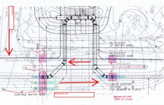 Traffic Advisory #15 Brookline Ave Test Pit Locations