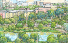 Construction on Muddy River Project has Begun