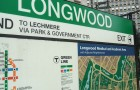 Accessibility at the Longwood MBTA station