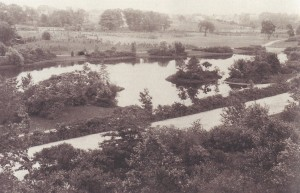 Leverett Pond 1895