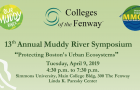 "13th Annual Muddy River Symposium ""Protecting Boston's Urban Ecosystems"""