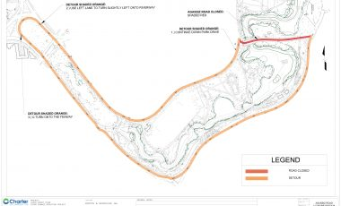 Army Corps issues Press Release regarding Weekday Closure of Agassiz Road